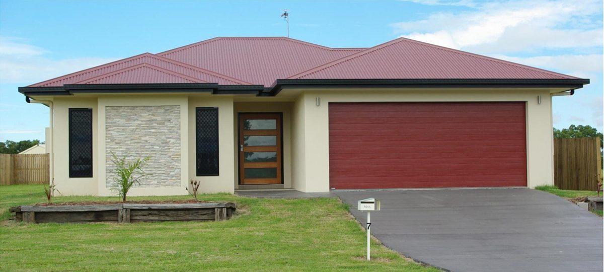 Leichhardt home built