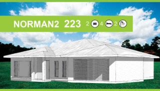 Norman house design